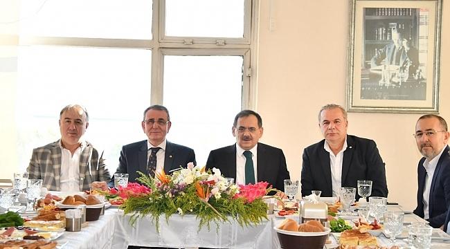 Samsun Büyükşehir - Ticaret ve Sanayi Odası iş birliği