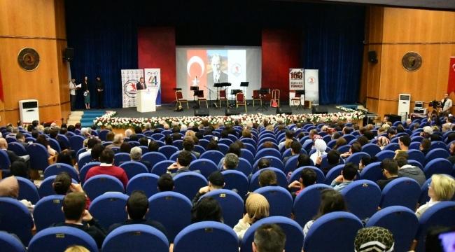 Samsun'da 11. Uluslararası Dünya Dili Türkçe Sempozyumu başladı