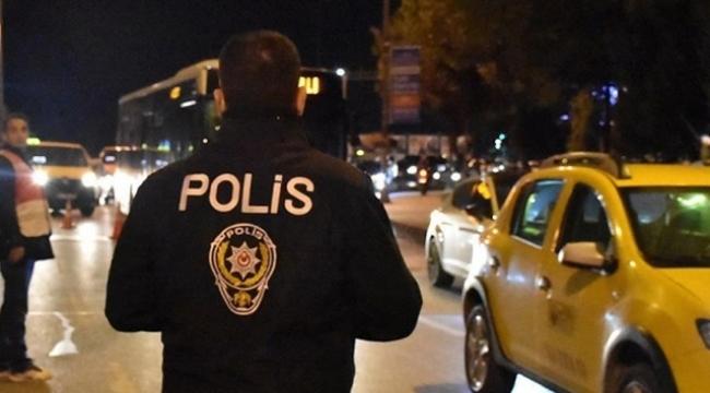 Samsun'da huzur ve güven operasyonu