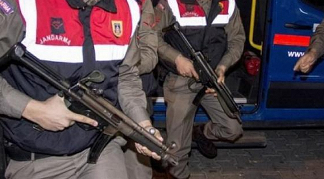 Samsun'da jandarma göz açtırmadı