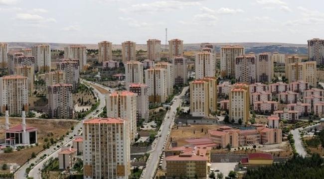 Samsun'da konut satışları arttı