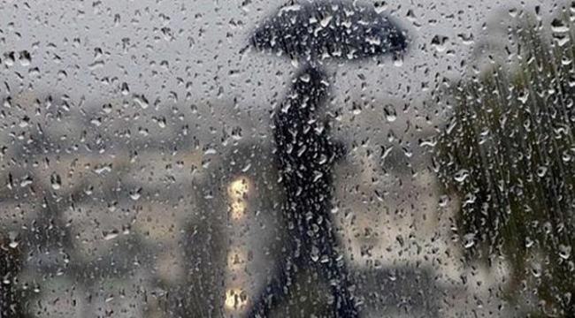 Samsun'da sağanak yağış ve fırtınaya dikkat