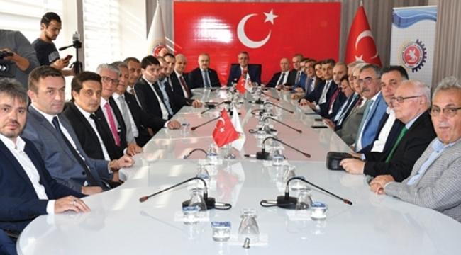 Samsun iş dünyasından Barış Pınarı Harekatı'na tam destek