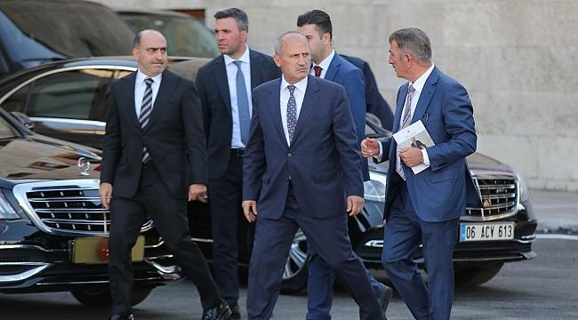 Samsun Milletvekili Köktaş Bakan Turhan'dan destek istedi