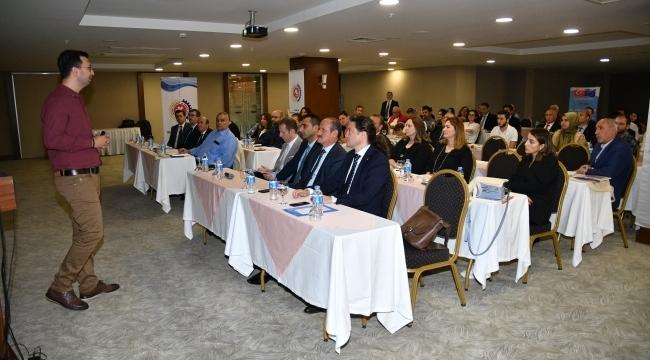 Samsun TSO ihracatın gelişmesine destek veriyor