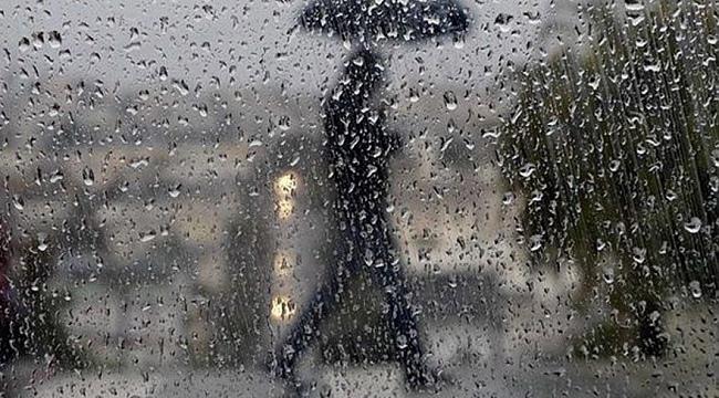 Samsun'un doğu ilçelerine sağanak yağış uyarısı