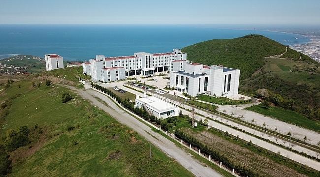 Samsun Üniversitesi yanlış ilana çıkınca alımlar iptal edildi