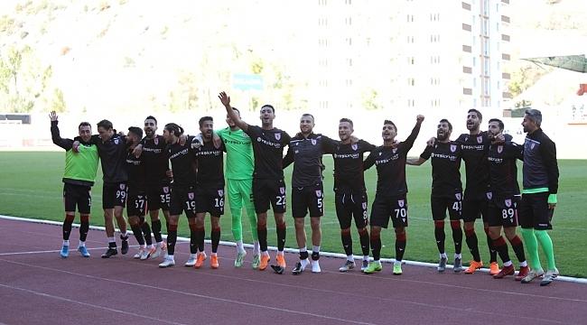Samsunspor kupada tur atladı
