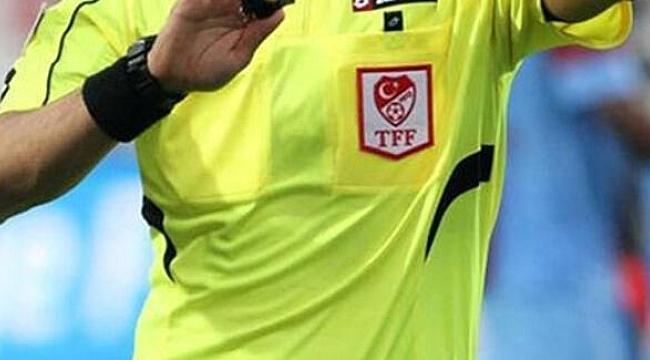Samsunspor Sancaktepe Futbol Kulübü maçının hakemi belli oldu