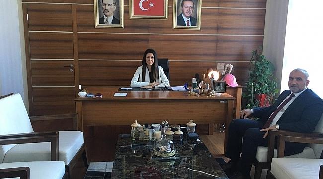 Sandıkçı'dan Ankara mesaisi
