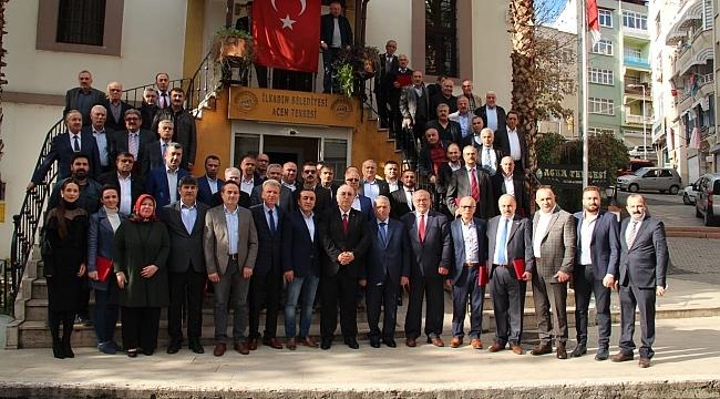 Başkan Demirtaş: 'En büyük gücümüz beraberliğimiz'