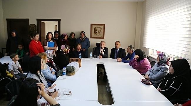 Samsun Haber - Başkan Demirtaş: Gönül bağlarını güçlendiriyoruz