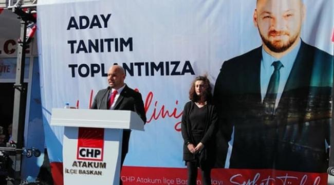 CHP Atakum'da Serhat Türkel coşkusu