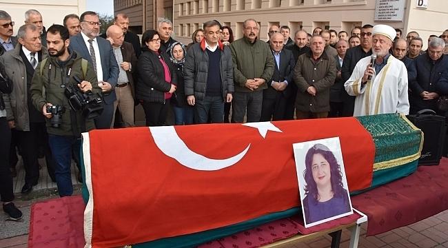 Kimya Bölümü Öğretim Üyesi Prof. Dr. Emine Coşkun'a Hazin Veda