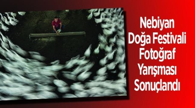 Nebiyan Doğa Festivali Fotoğraf Yarışması Sonuçlandı