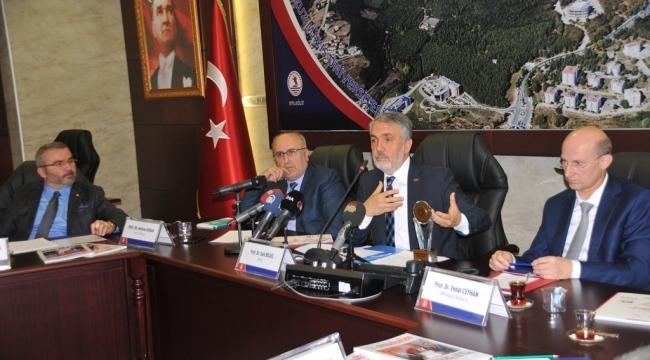 OMÜ'de hedef dünyada ilk 500, Türkiye'de ilk 10