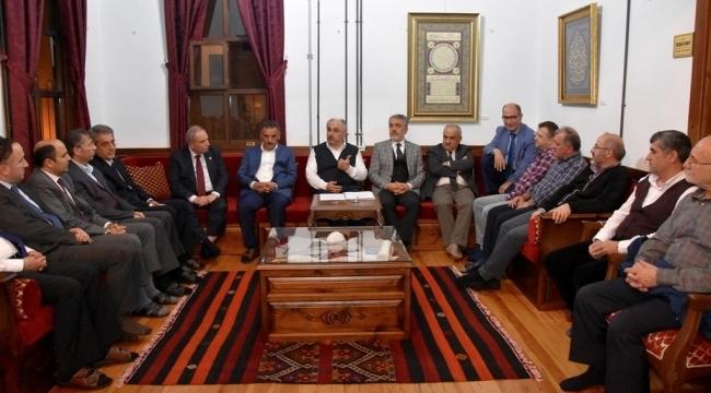 OMÜ'de İlim Kültür sohbetleri başladı