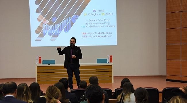 OMÜ'den Akademik Girişimciliği Güçlendirme Hamlesi