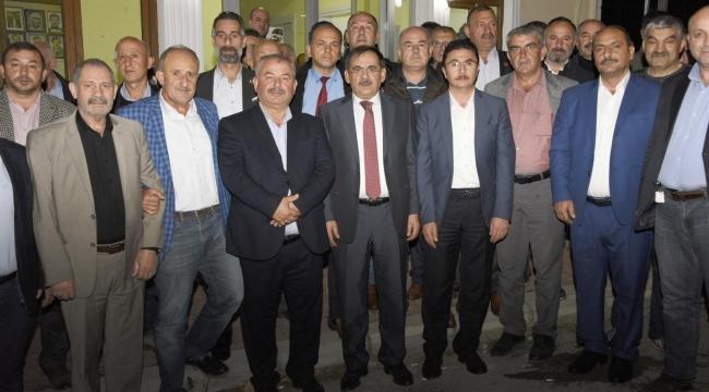 Samsun Haber - Samsun'da 'Belediye-Vatandaş' koordinasyonu hız kazanıyor