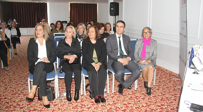 Samsun'da kadın girişimcilere destek