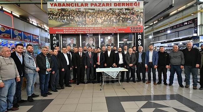 Samsun Haber - Başkan Demir: Kentin sorunlarına neşter vuruyoruz