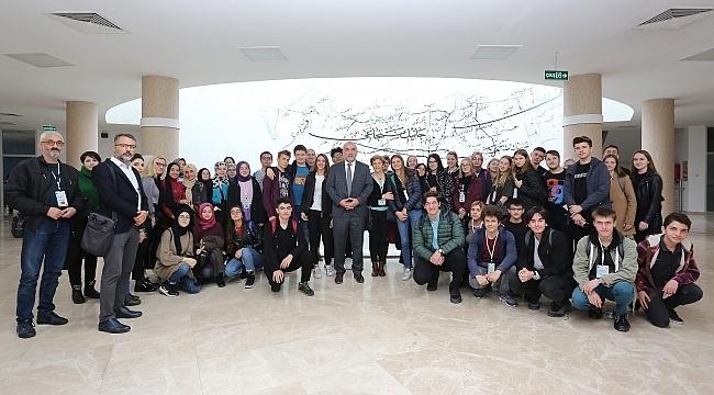Samsun Haber - Başkan Sandıkçı: Ülkemiz mazlumların hamisi konumundadır