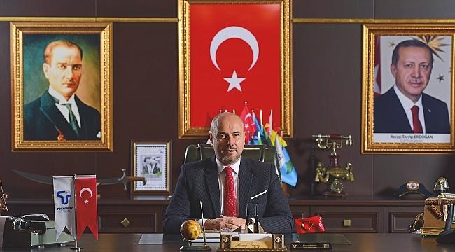 Samsun Haber - Başkan Togar: 10 Kasım matem günü değildir