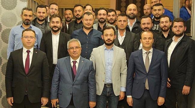 Samsun Haber - ÇARGİAD'dan birlik ve beraberlik yemeği