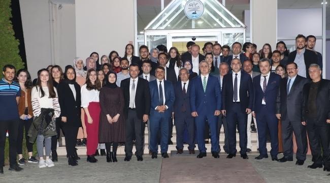 Samsun Haber - Hukukçular Çarşamba'da buluştu