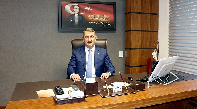 Samsun Haber -  Köktaş: Atatürk'ü şükranla yad ediyoruz