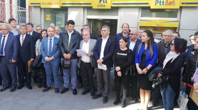 Samsun Haber - Samsun'da memurlardan bütçe tepkisi