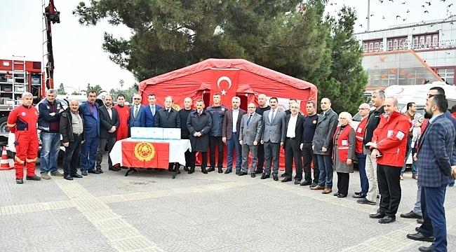 Samsun Haber - Samsun Ladik depremini unutmadı