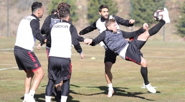 Samsun Haber - Samsunspor hazırlıklarını tamamladı
