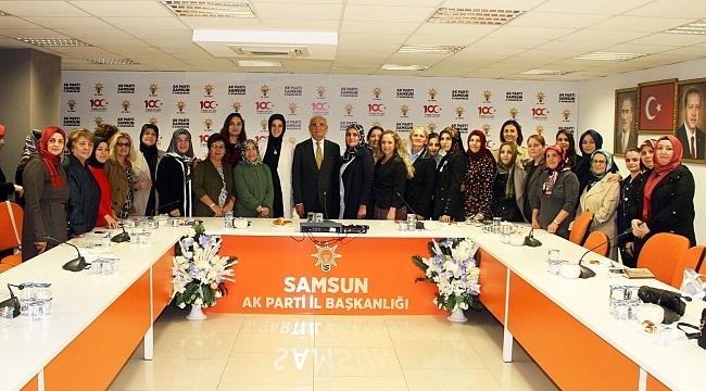 Yılmaz: 'AK Parti Türkiye'de yeni bir sayfa açmıştır'