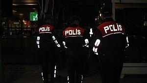 Samsun'da çeşitli suçlardan aranan 20 şahıs yakalandı