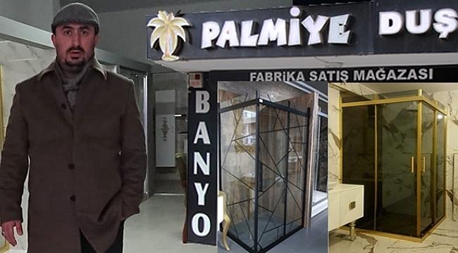 Samsun'da duşakabinin adresi: Palmiye Duşakabin