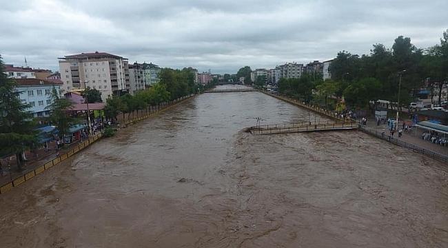 Samsun'da sel mağdurlarına acil destek kredisi