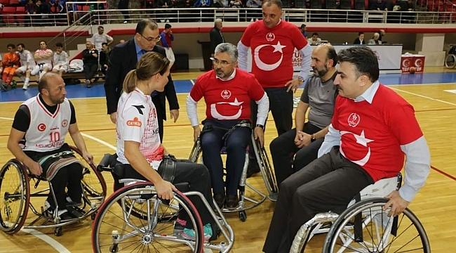 Samsun Haber -  AK Parti Samsun'dan engellilere tam destek