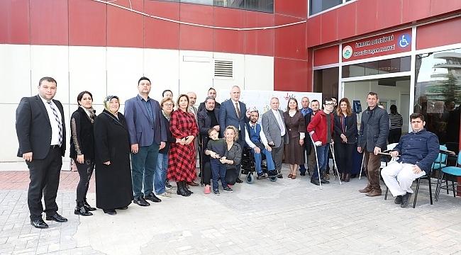 Samsun Haber - Başkan Demirtaş: Engel tanımıyoruz