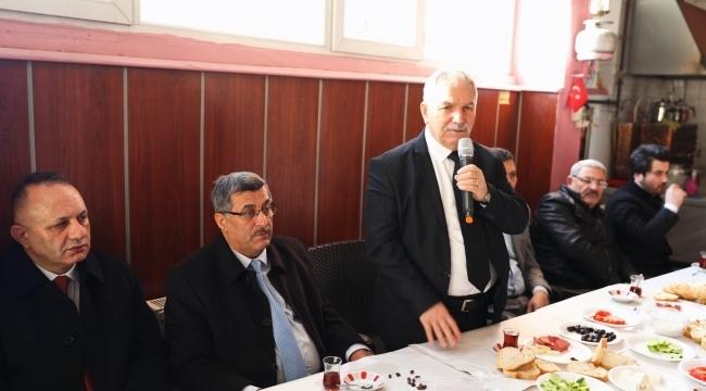 Samsun Haber - Başkan Demirtaş: Sorunları TOKİ'ye sunduk