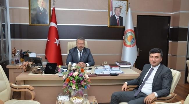 Samsun Haber - Başkan Topaloğlu: İşbirliği ile hizmetlere devam edeceğiz
