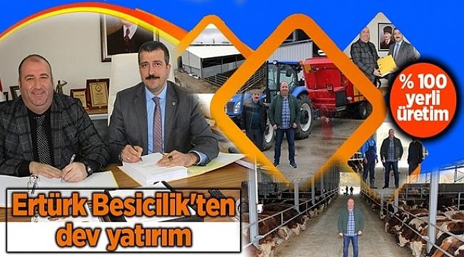 Samsun Haber - Ertürk Besicilik'ten dev yatırım
