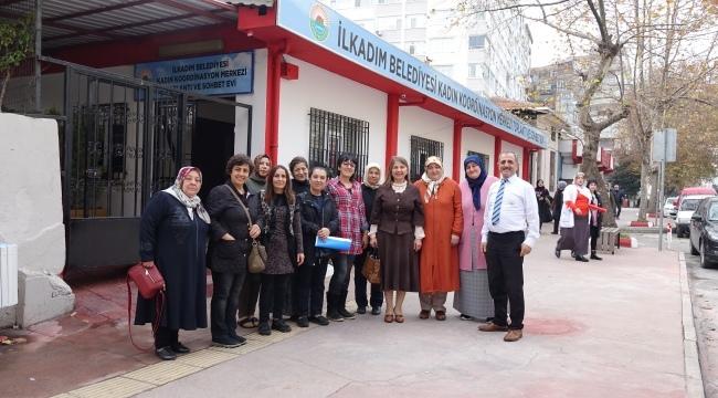 Samsun Haber - İlkadım'da çocukların yüzü güldü