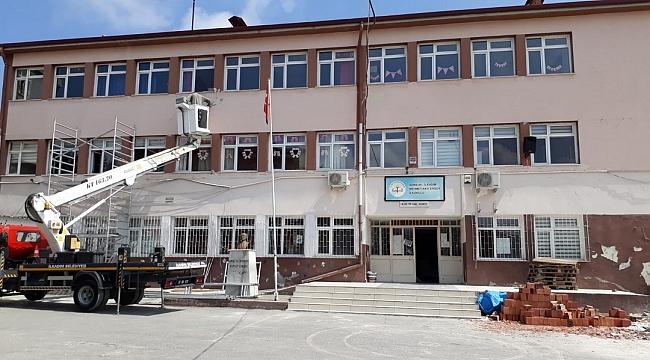 Samsun Haber - İlkadım'da eğitime tam destek