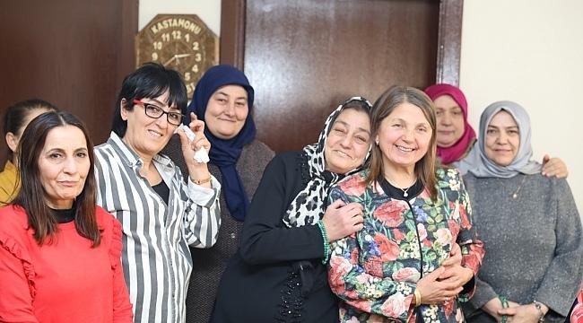 Samsun Haber - İlkadım'da kadın dayanışması