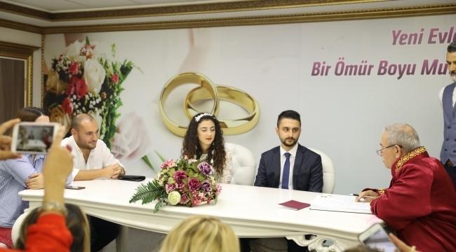 Samsun Haber - İlkadım'da nikah başvuruları azaldı