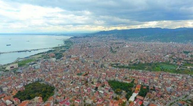 Samsun Haber - İlkadım'da yapılar kontrol altında