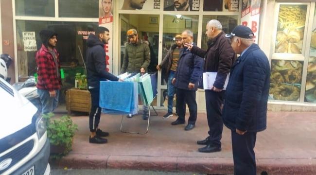 Samsun Haber -  İlkadım'da zabıta göz açtırmıyor