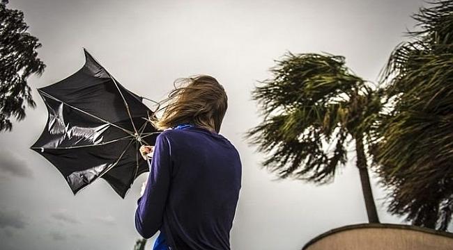 Samsun Haber - Meteoroloji'den kuvvetli fırtına uyarısı