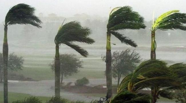 Samsun Haber - Meteoroloji'den kuvvetli rüzgar uyarısı